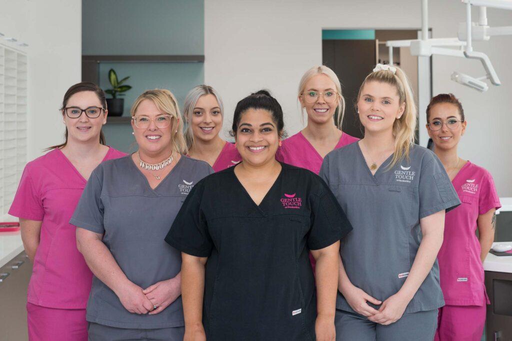 Gentle-Touch-Orthodontics-Team
